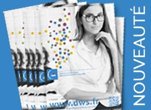 Téléchargez la nouvelle brochure DWS intégrateur de logiciels de gestion à destination des DAF et des DRH