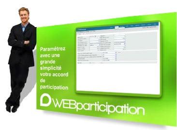 WEBparticipation - logiciel de gestion de la participation en SaaS distribué par DWS Lille Nord