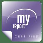 Logo MyReport, logiciel de reporting sous Excel distribué par DWS partenaire certifié à Lille dans le Nord