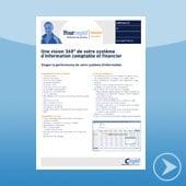 Brochure de Yourcegid Comptabilité - logiciel de gestion distribué par DWS Lille Nord