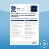 Yourcegid Etafi, logiciel de gestion de la fiscalité distribué par DWS Lille Nord