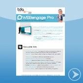 Brochure WEBengage - engagements sociaux distribué par DWS
