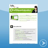 WEBparticipation - logiciel de gestion de la participation par TDA International distribué par DWS Lille Nord