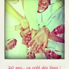 20 ans de DWS