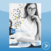 brochure de présentation SSII DWS basée à Villeneuve d'Ascq (Nord)