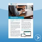 Télécharger la documentation de MyReport Essential, logiciel de reporting sous Excel distribué par DWS