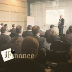 SAVE THE DATE – Forum Finance le 22 octobre 2019