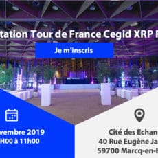 Invitation Tour de France Cegid XRP Flex