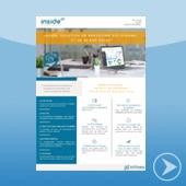 Brochure de Inside solution de Reporting décisionnel et de BI sous Excel
